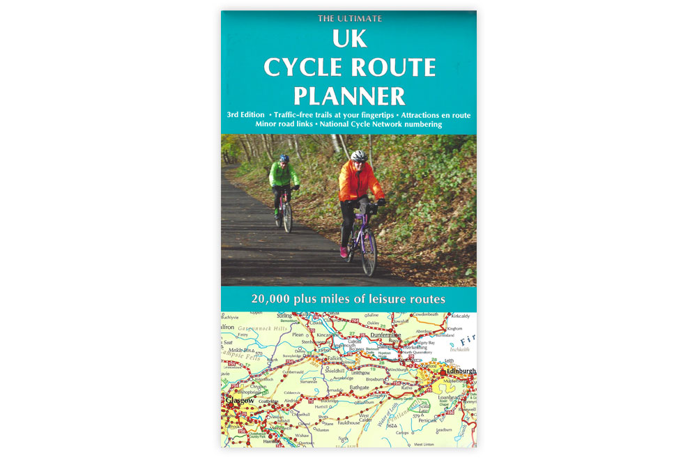 The Ultimate UK Cycle Route Planner