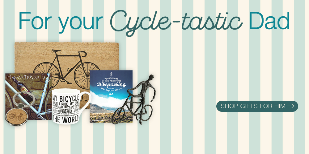 Gifts for a Cycle-tastic Dad this Father's Day