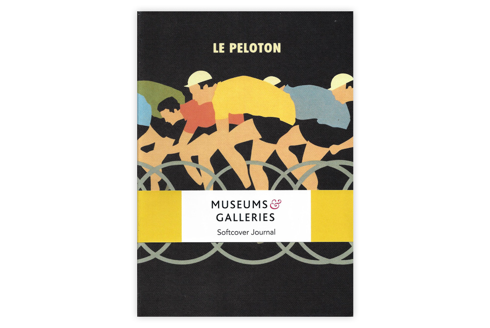 Le Peloton Bicycle Notebook