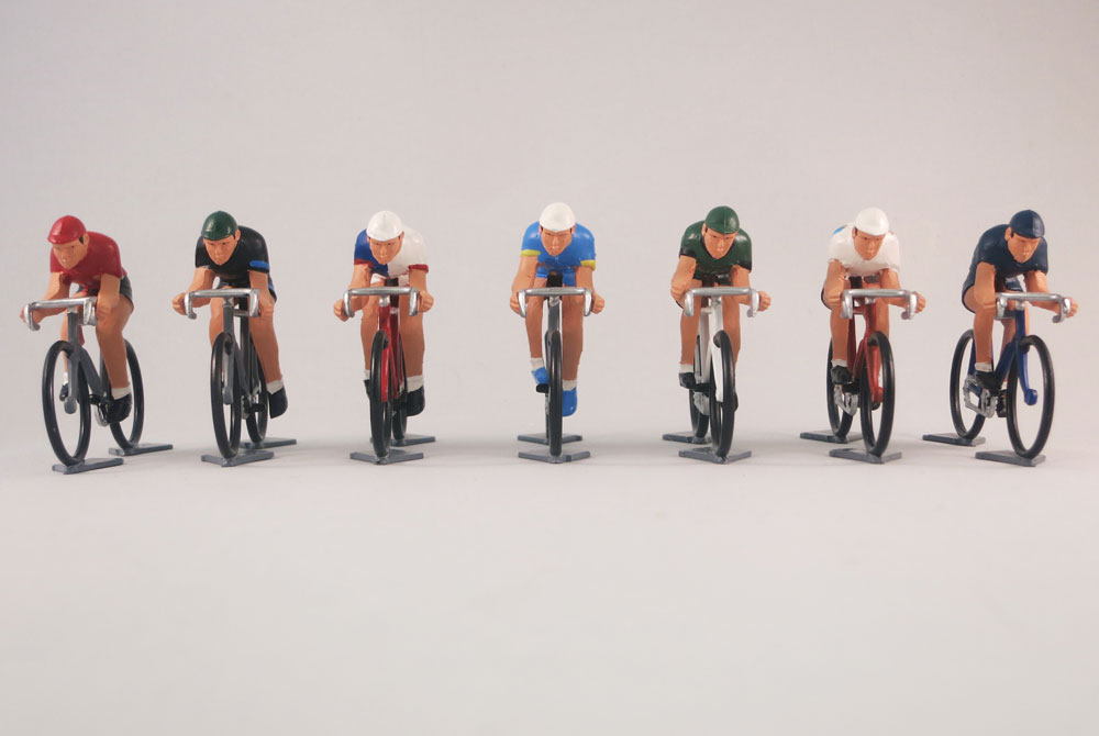 Fonderie Roger Vintage Model Racing Cyclist – Sprinteur – Sponsored Teams