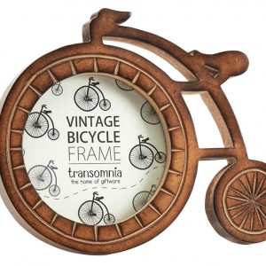 Penny Farthing Bicycle Photo Frame