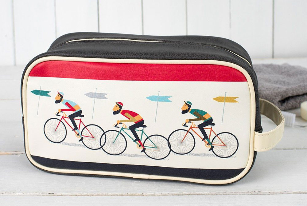 Le Bicycle Travel Wash Bag