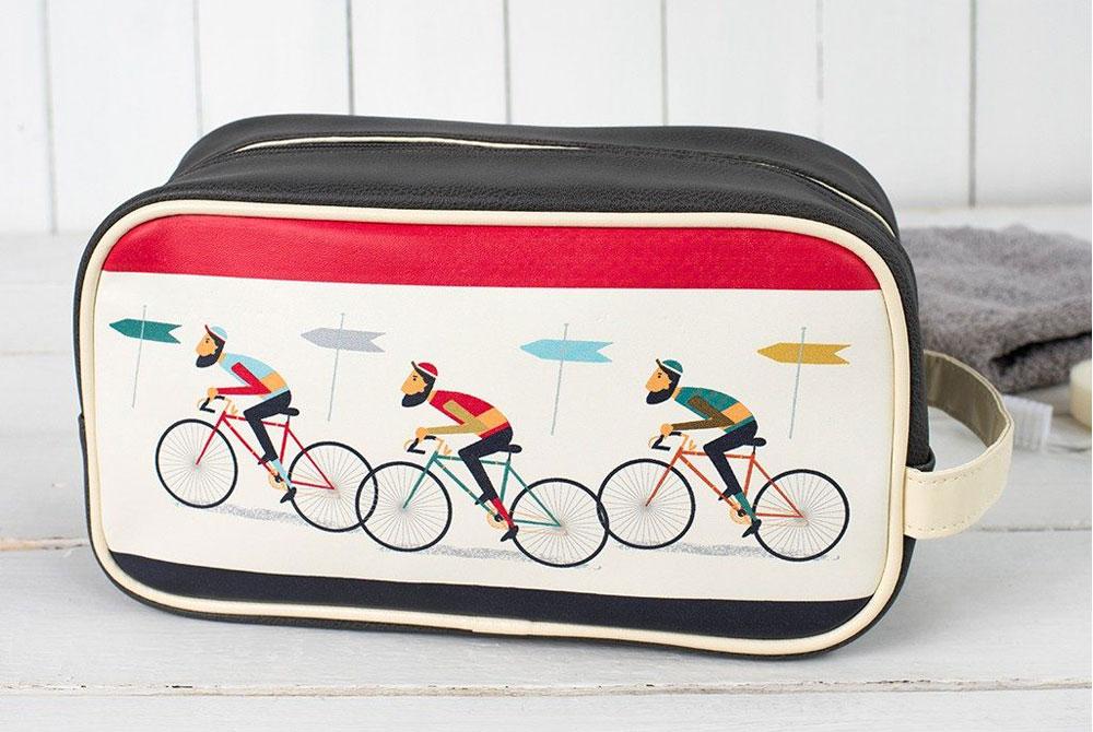 Le Bicycle Travel Wash Bag