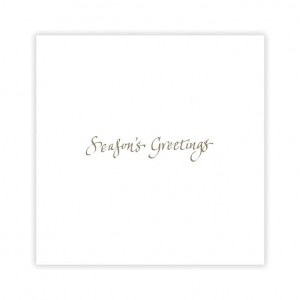 Bicycle in the Snow Christmas Cards x 8