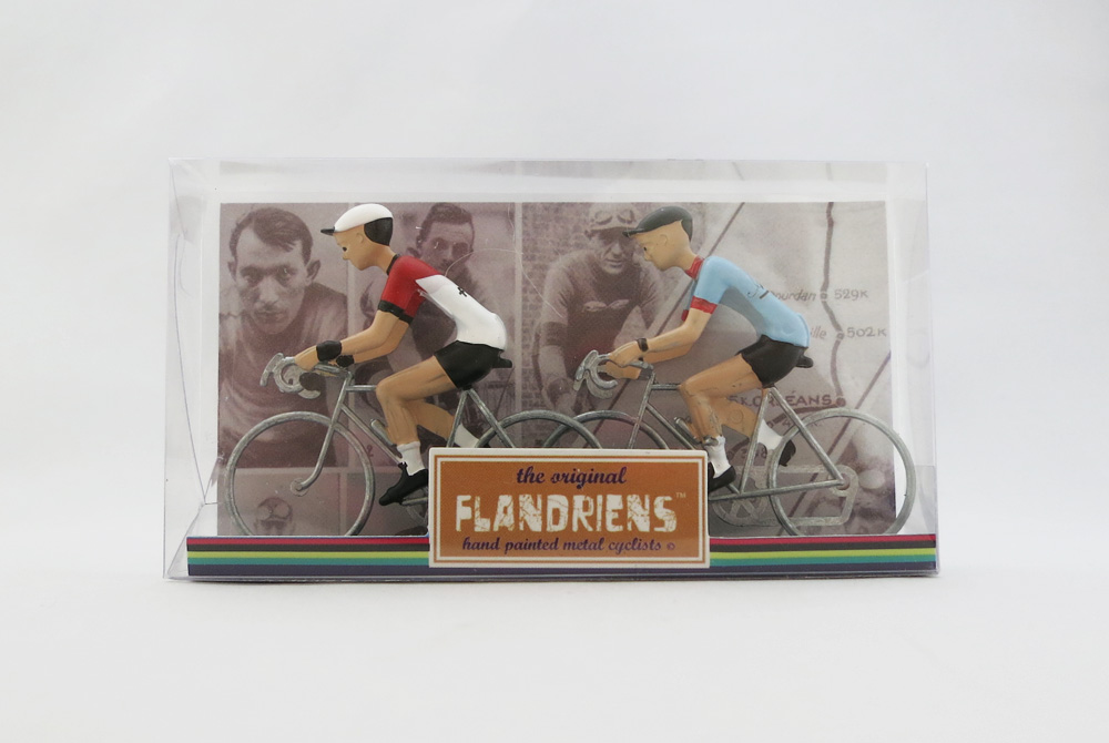 Flandriens Model Racing Cyclists – Faema and Alcyon
