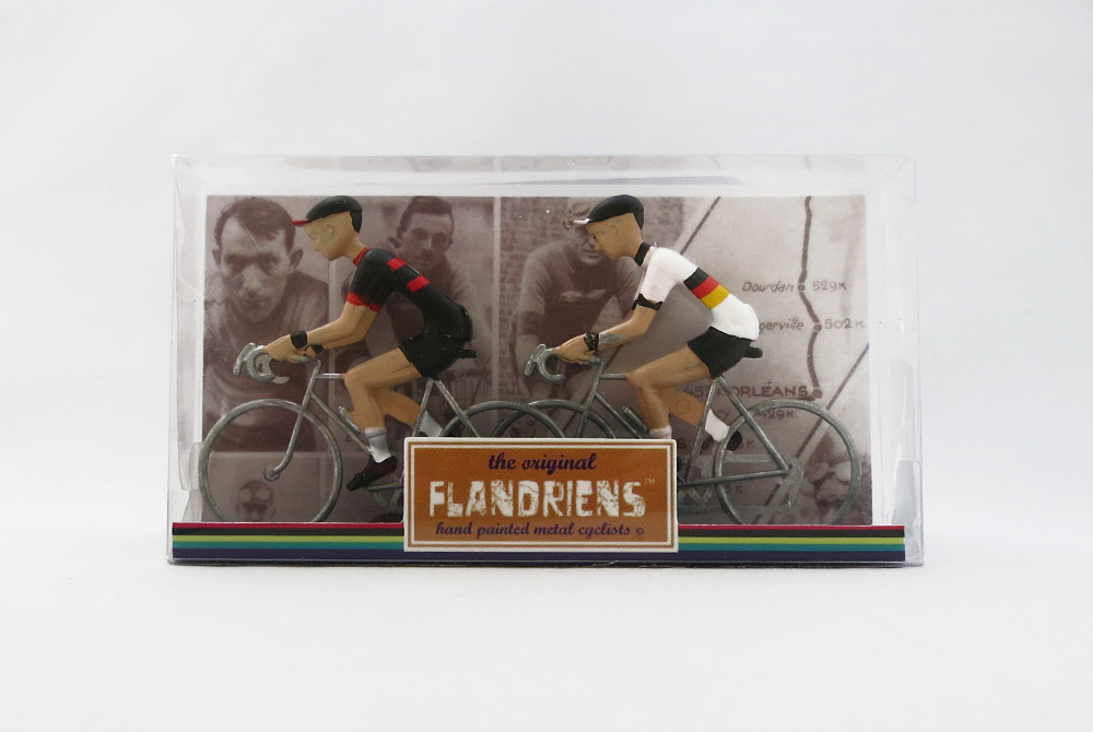 Flandriens Model Racing Cyclists – Bertin and Germany