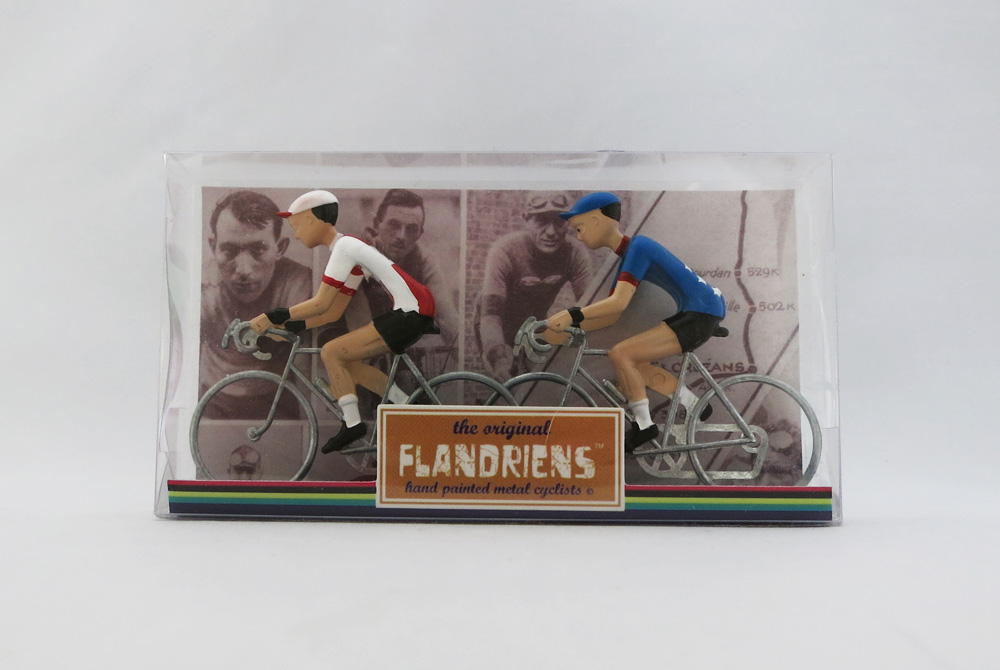 Flandriens Model Racing Cyclists – BiC and USA