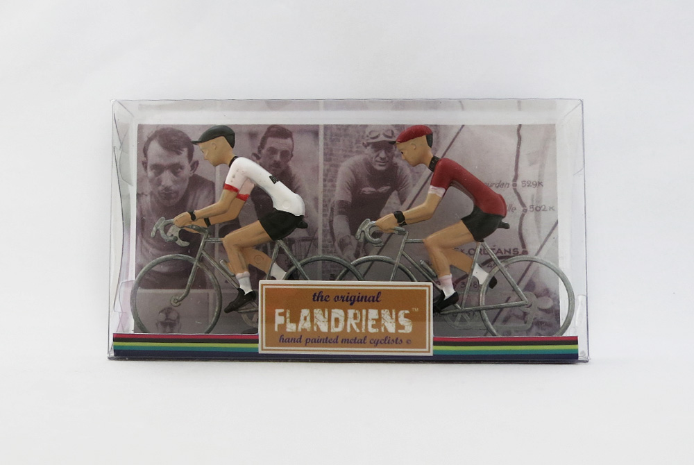 Flandriens Model Racing Cyclists – Boule d'Or and Switzerland
