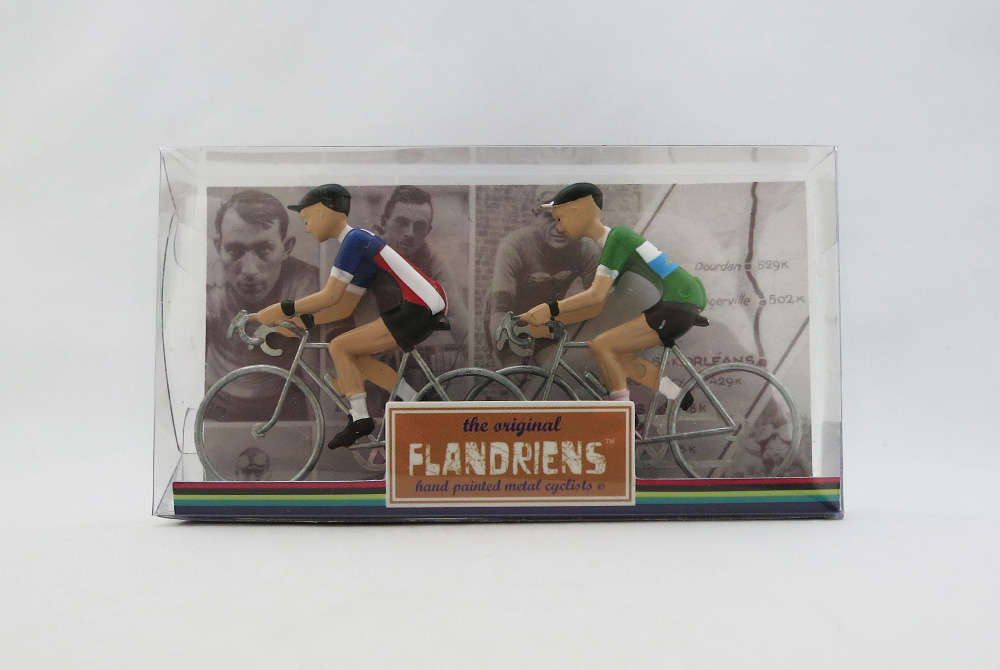 Flandriens Model Racing Cyclists – Brooklyn and Sanson