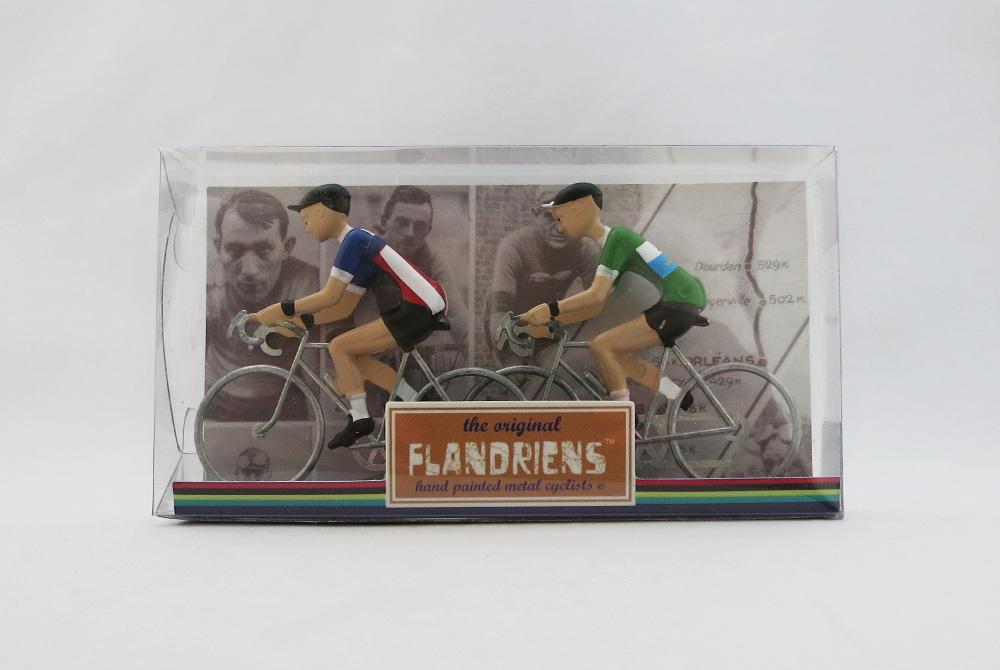 Flandriens Model Racing Cyclists – Brooklyn and Sanson