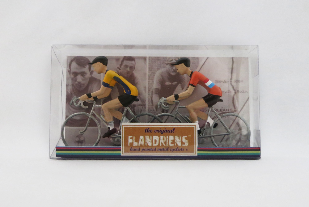 Flandriens Model Racing Cyclists – Kas and Netherlands