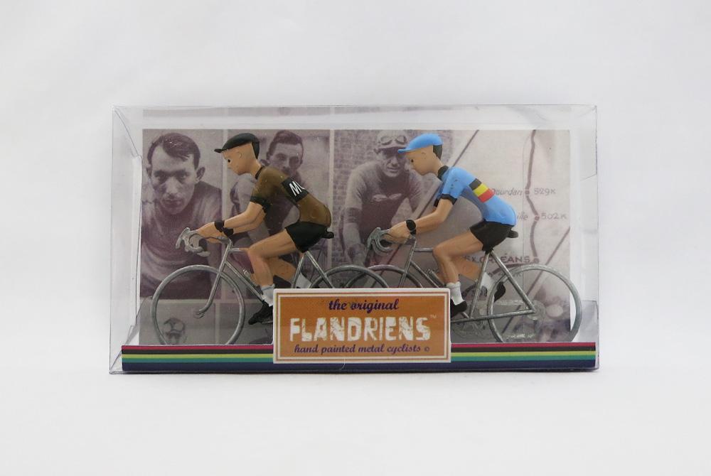 Flandriens Model Racing Cyclists – Molteni and Belgium