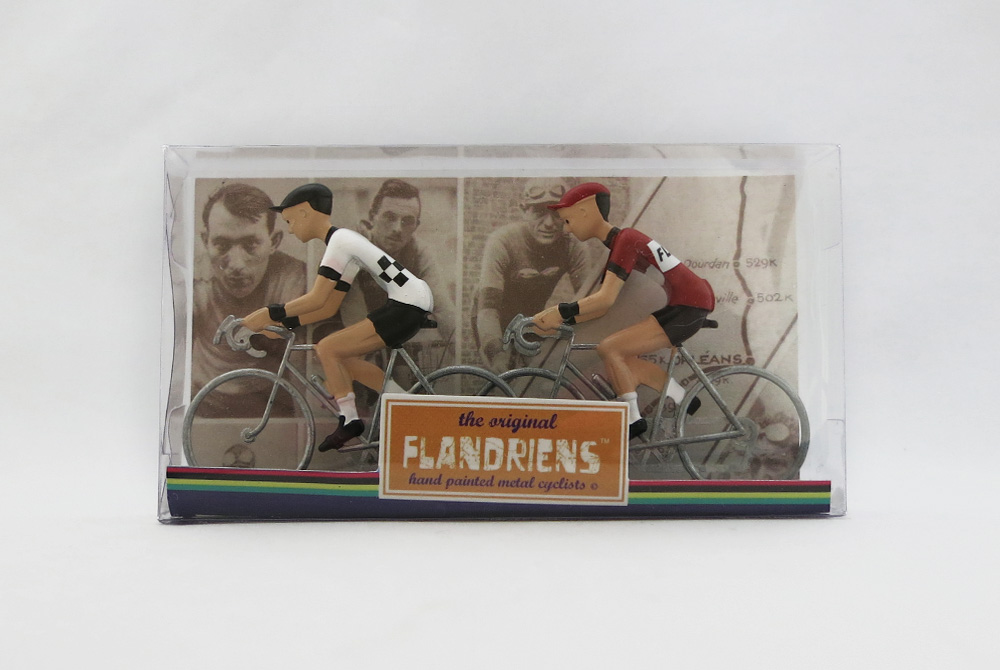 Flandriens Model Racing Cyclists – Peugeot and Flandria