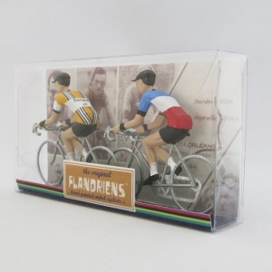 Flandriens Model Racing Cyclists – Renault and France