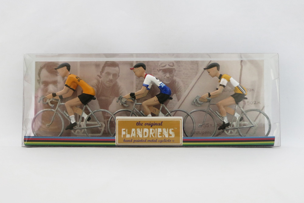 Flandriens Model Racing Cyclists – Bernard Hinault