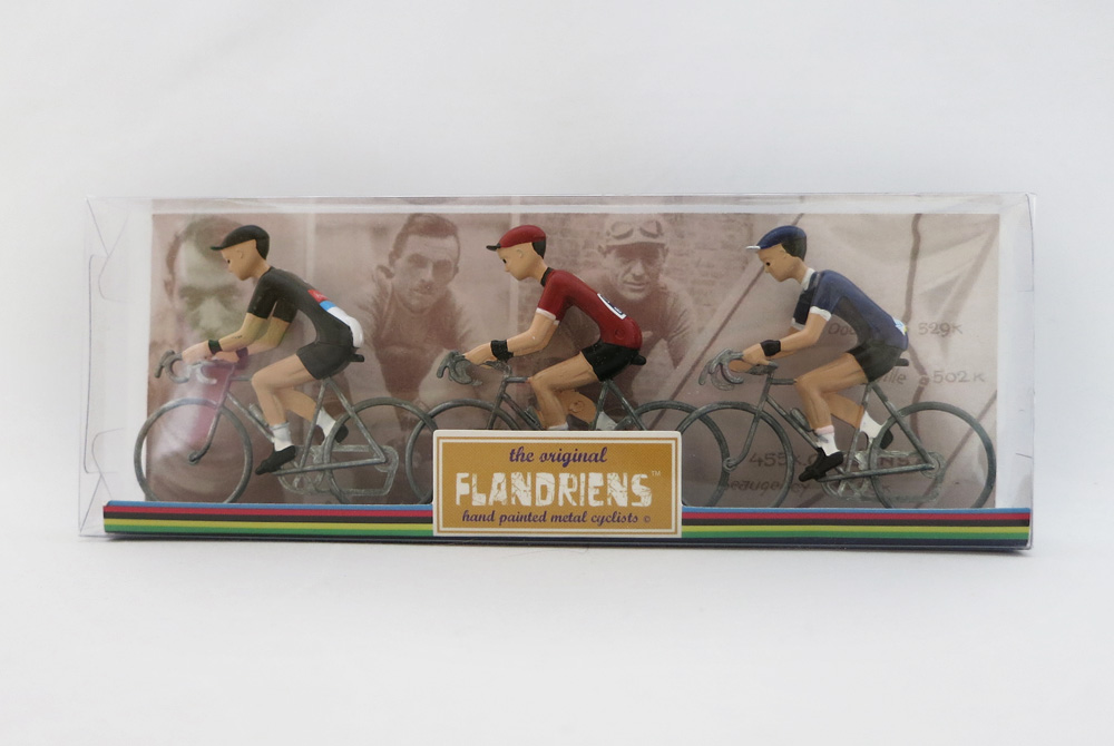 Flandriens Model Racing Cyclists – Fabian Cancellara