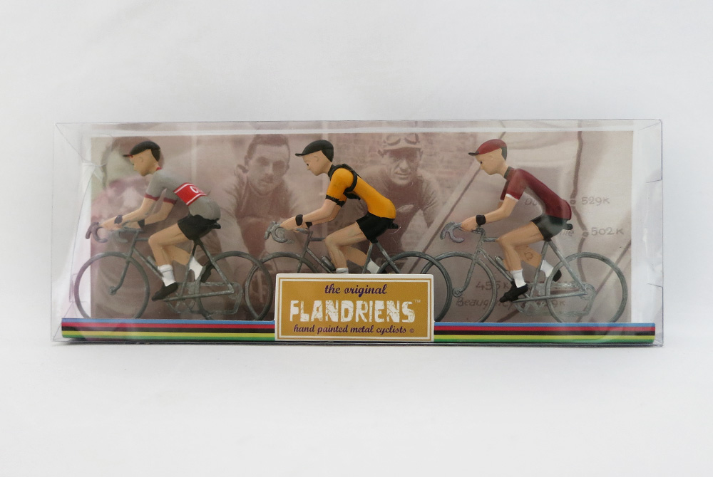 Flandriens Model Racing Cyclists – Ferdy Kubler
