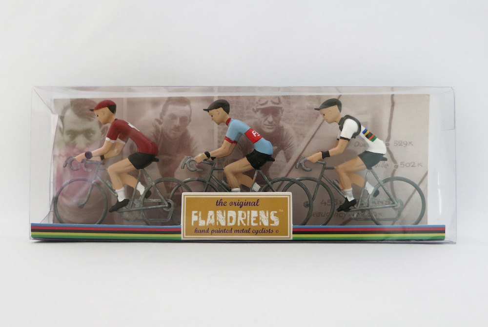 Flandriens Model Racing Cyclists – Hugo Koblet