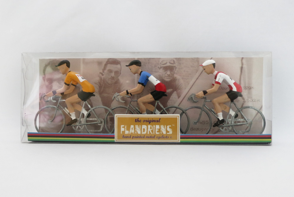 Flandriens Model Racing Cyclists – Jacques Anquetil