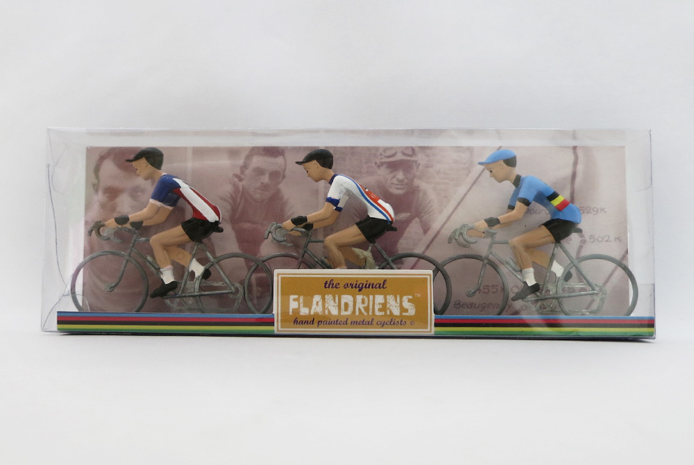 Flandriens Model Racing Cyclists - Roger De Vlaeminck