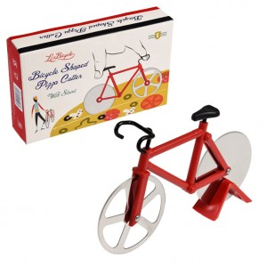 Le Bicycle Pizza Cutter