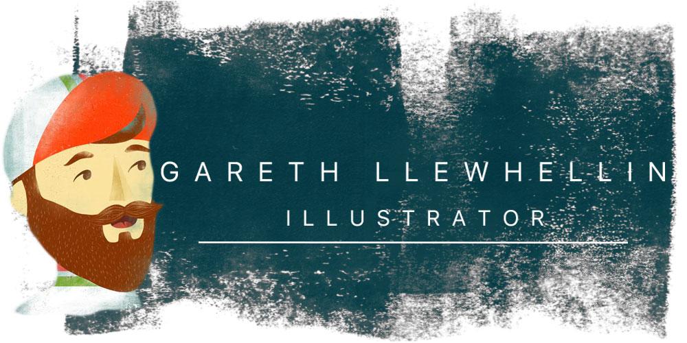 New Artist - Gareth Llewhellin
