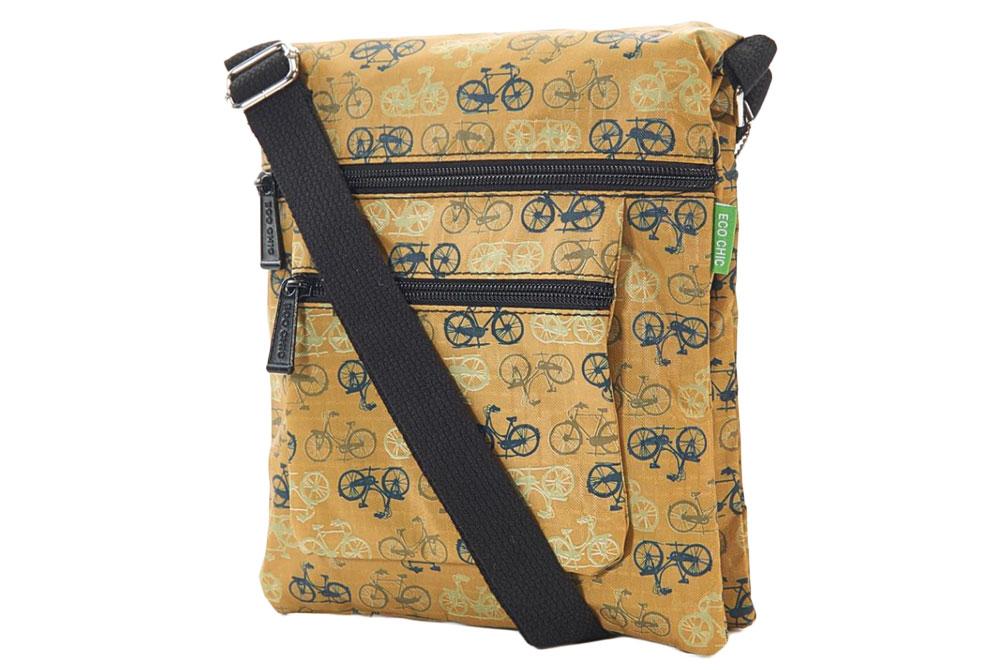 Vintage Bicycle Cross Body Bag