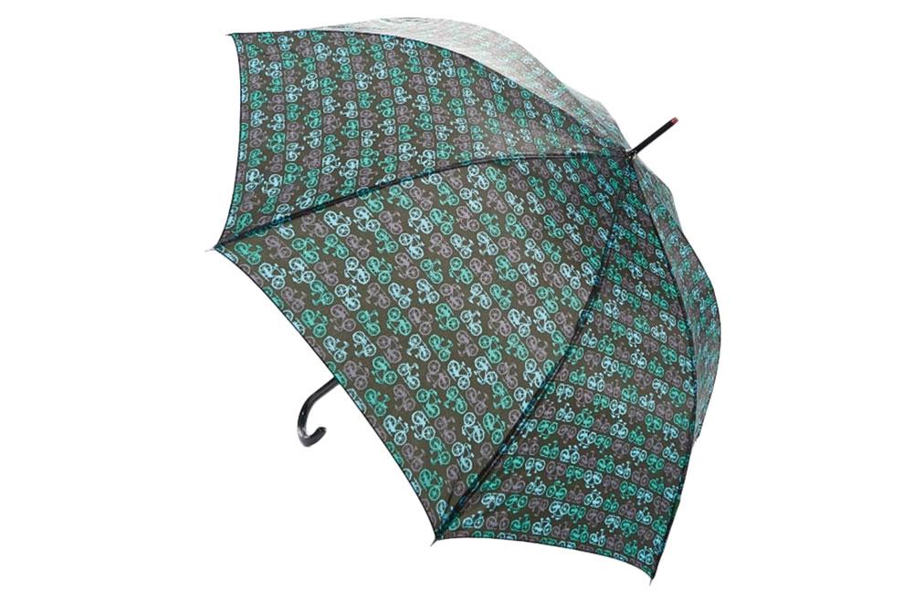Vintage Bicycle Umbrella – Large