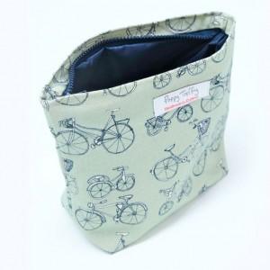 Poppy Treffry Big Bicycle Makeup Bag