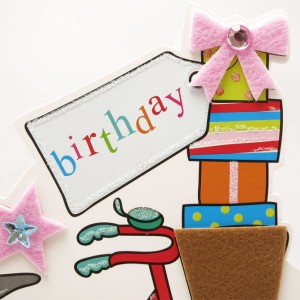 Birthday Wishes Bicycle Birthday Card