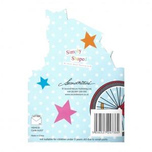 Birthday Wishes Bicycle Birthday Card