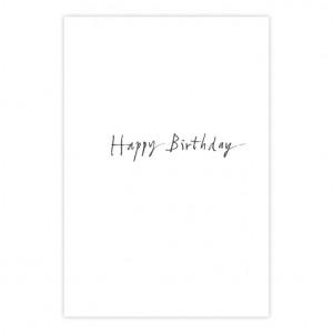 Quentin Blake Cupcake Bicycle Birthday Card