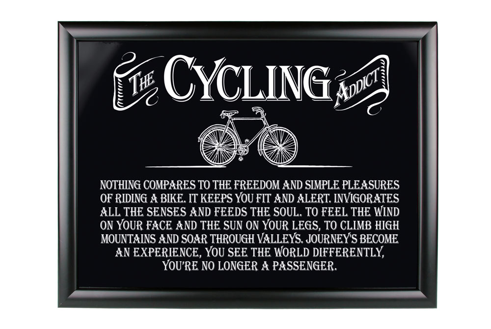 The Cycling Addict Lap Tray