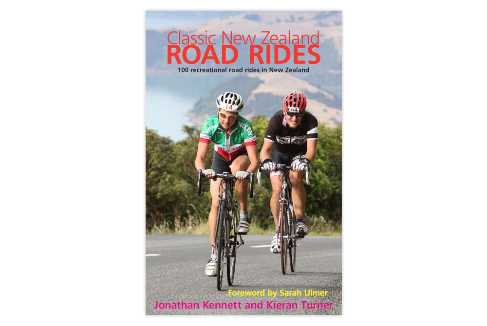 Classic New Zealand Road Rides – Jonathan Kennett and Kieran Turner