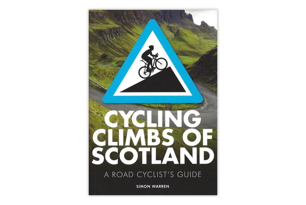 Cycling Climbs of Scotland – Simon Warren