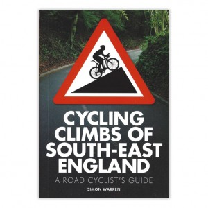 Cycling Climbs of South East England - Simon Warren