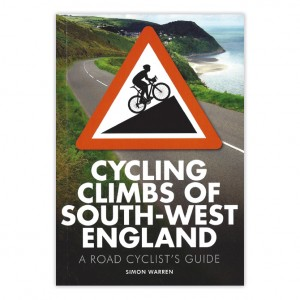 Cycling Climbs of South West England - Simon Warren