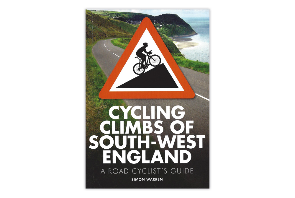 Cycling Climbs of South West England – Simon Warren