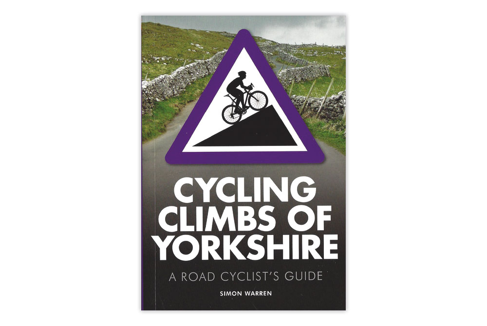 Cycling Climbs of Yorkshire – Simon Warren