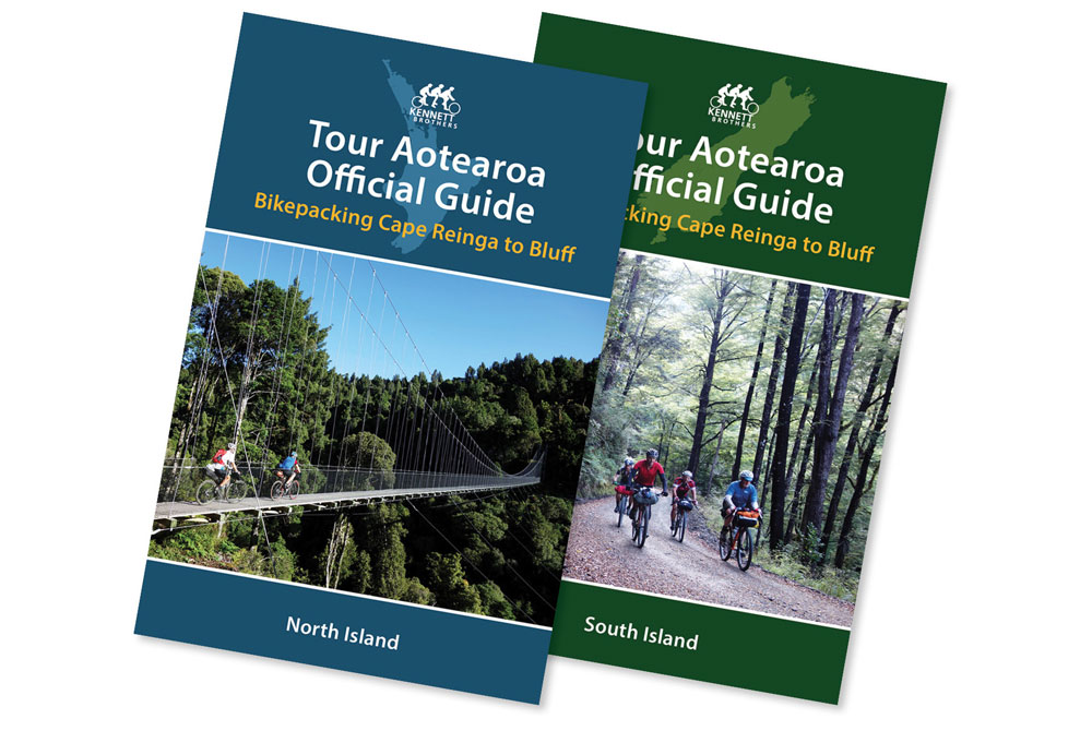 Tour Aotearoa Official Guide – Bikepacking Cape Reinga to Bluff – The Kennett Brothers