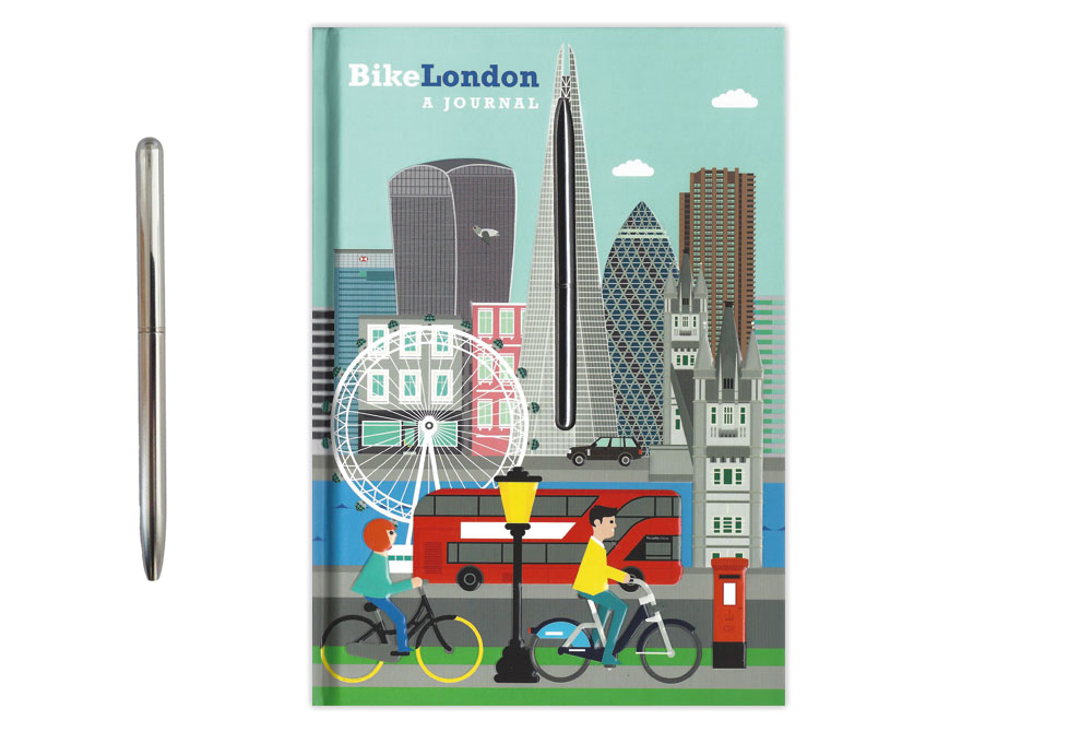 Bike London Journal