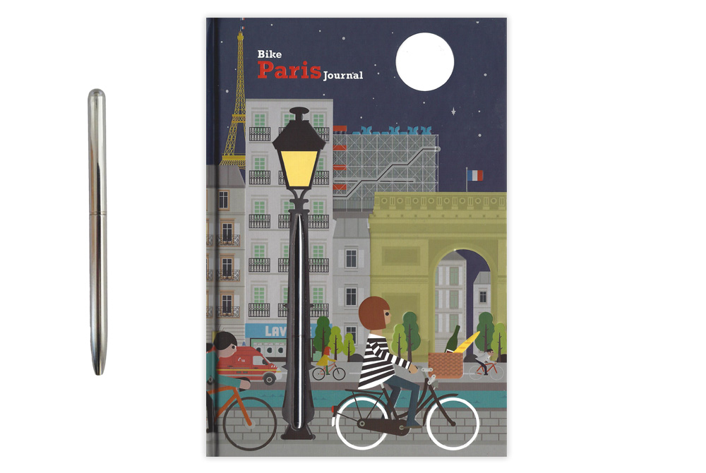 Bike Paris Journal