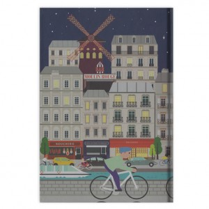 Bike Paris Journal