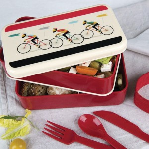 Le Bicycle Bento Box
