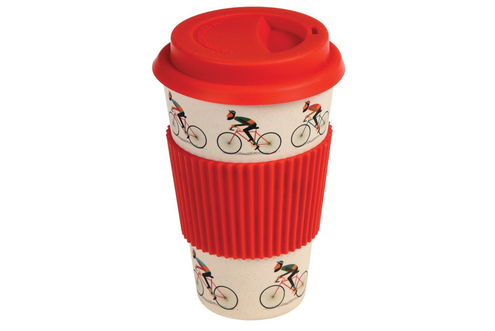 Le Bicycle Travel Mug