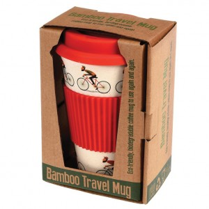 Le Bicycle Travel Mug