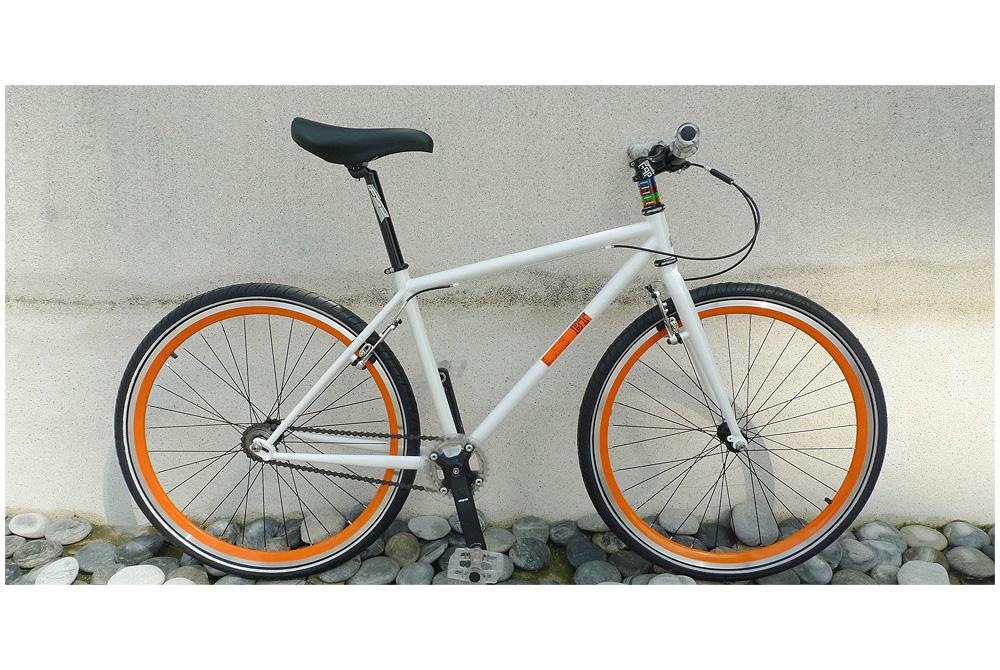 d.o.m. Professional Hardcourt Polo Bike