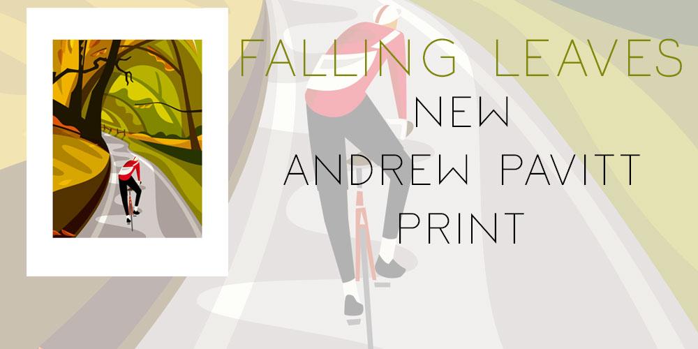 Falling Leaves by Andrew Pavitt