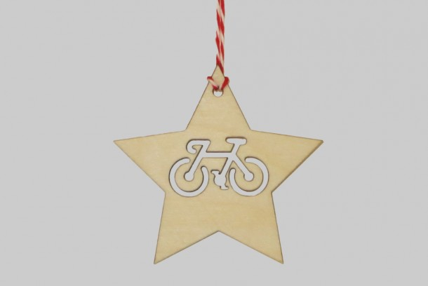 wooden-star-christmas-bicycle-decorations