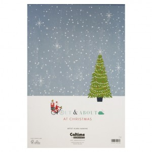 London Christmas Bicycle Advent Calendar